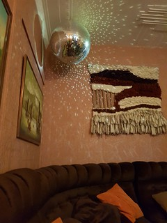 Disco Room at Fitz & Potts
