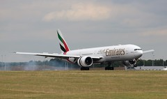 A6-EQJ Boeing 777-31HER Emirates
