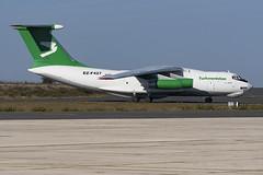 TurkmenistanCargo_IL76TD_EZF427_XCR_LFOK_16AUG18