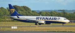 Ryanair EI-GSC - Boeing B737-800