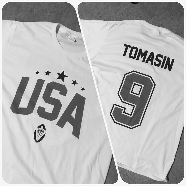 USA Rugby Sevens - Tomasin - 9