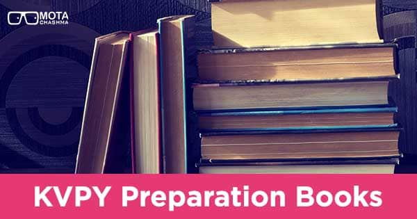 kvpy preparation books