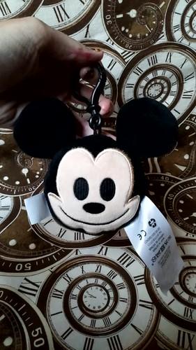 Disney emoji keychain
