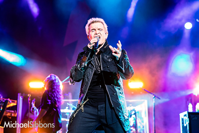 Billy Idol + The Professionals at O2 Academy Brixton, London, UK - 23rd June 2018