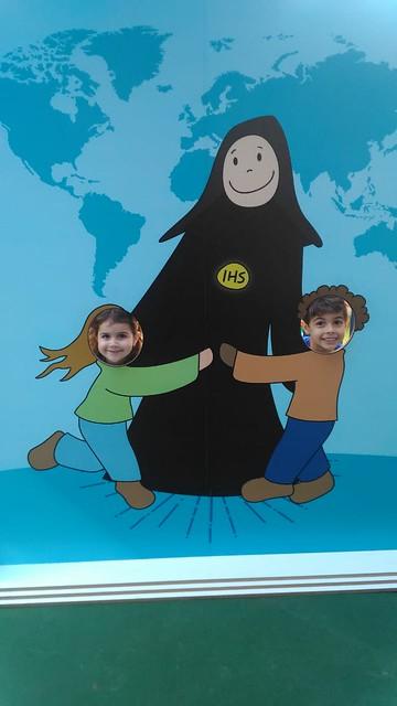 Dia de Santa Cândida - Totem na Educação Infantil