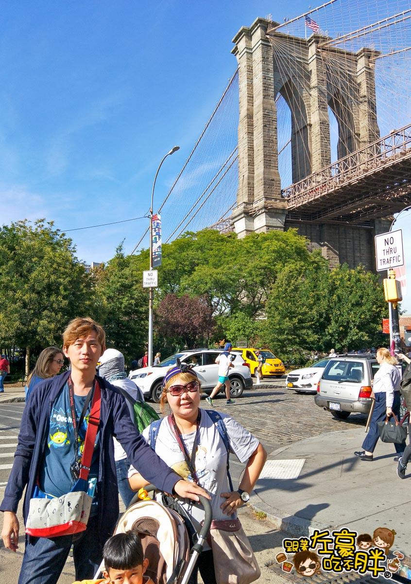 美國紐約-布魯克林大橋-9