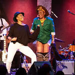 Mon, 09/07/2018 - 9:45pm - Deva Mahal and her band at City Winery in New York City, 7/9/18. Hosted by Rita Houston. Photo by Gus Philippas/WFUV