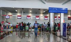 Interior of Lien Khuong Airport (DLI)