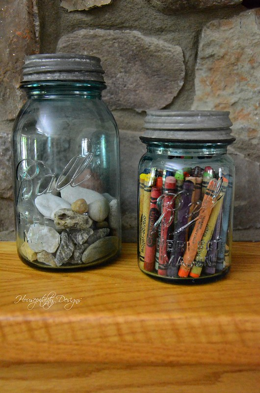 Vintage Ball Jars-Housepitality Designs