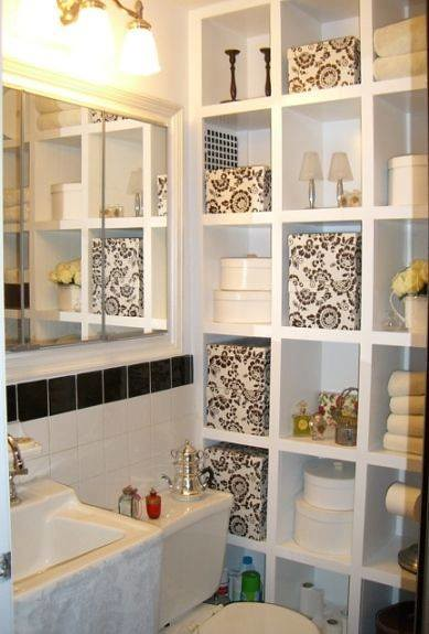 Creative Decorating Ideas For Small Bathroom Design