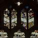 Warwick, St Mary's church, Beauchamp chapel, window detail