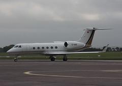 TC-KHB Gulfstream 450