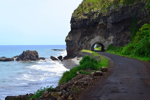 sãotomé stp africa estradadonorte túnelsantacatarina tunnel santacatarinatunnel golfodaguiné gulfofguinea photobyandrépipa scenic road s scenicroadsãotomé 100faves
