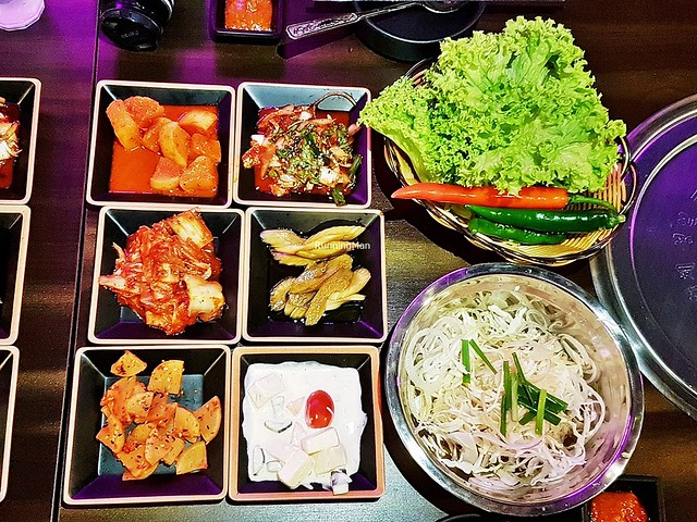 Banchan / Side Dishes