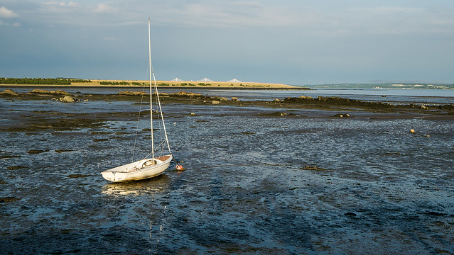 Waiting for the tide, Fujifilm X-Pro1, XF18-55mmF2.8-4 R LM OIS