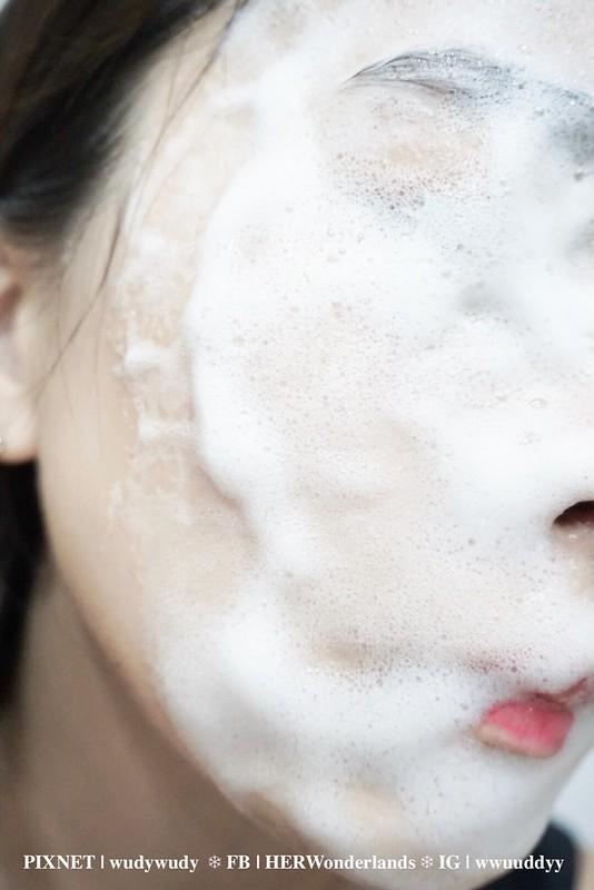Qher 植感山茶花系列 保濕洗卸慕斯 提亮粉嫩素顏霜33