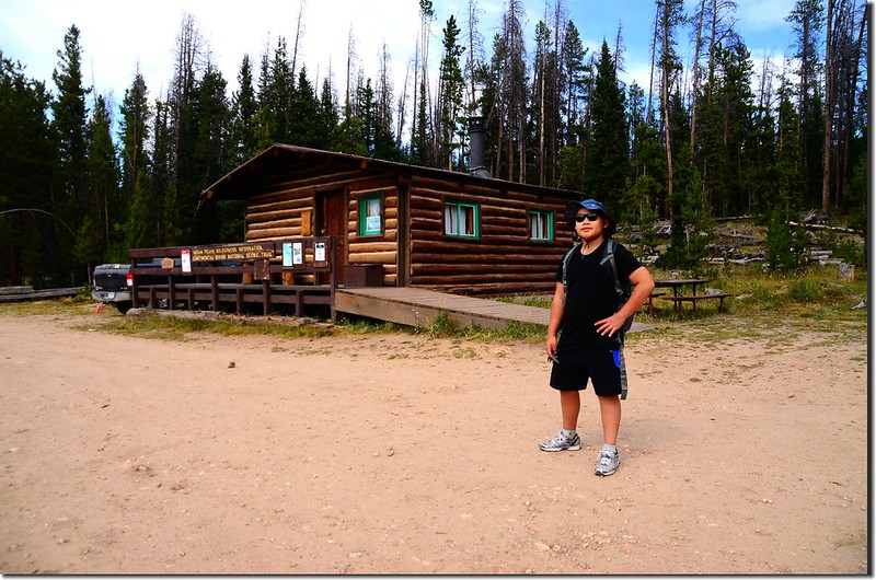 Indian Peaks Wilderness Information 2