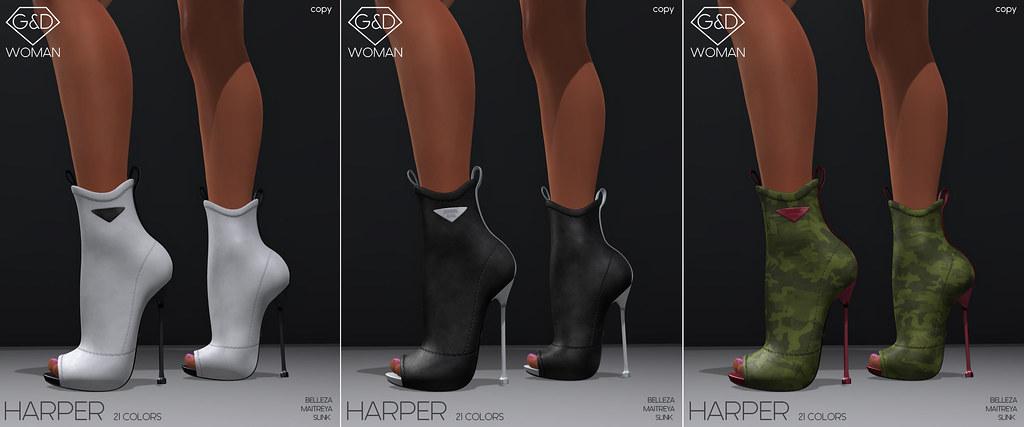 G&D Harper adv