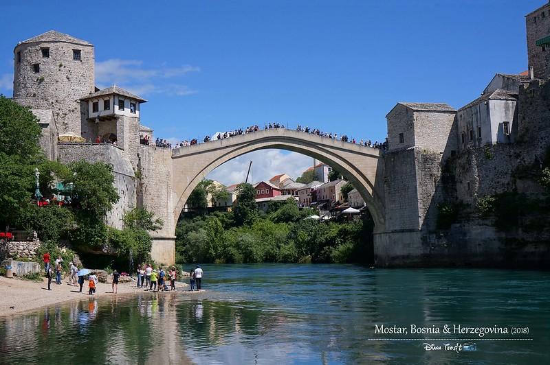 2018 Bosnia Mostar Stari Most 1