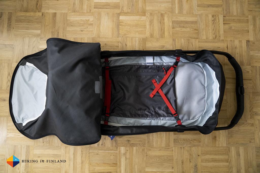 Arc'teryx V110 Rolling Duffle