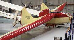 1956 FAUVEL AV-36 GLIDER SHUTTLEWORTH COLLECTION