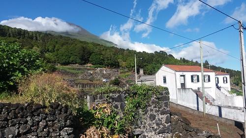 Gingeira Haus mit Vulkan