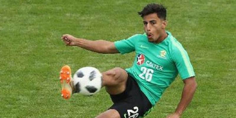 Manchester City Beli Pemain Muda Australia Daniel Arzani