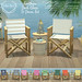 {what next} Southsea Deck Chair & Decor for Fifty Linden Friday
