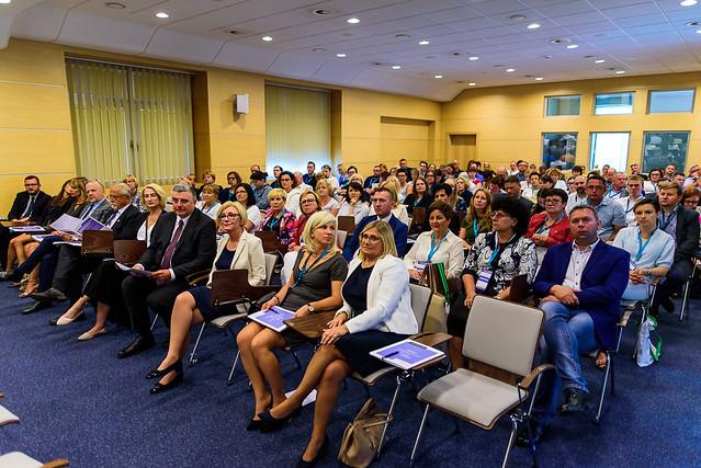 Konferencja Regionalna Programu Erasmus +, Nikon D750, AF-S VR Zoom-Nikkor 200-400mm f/4G IF-ED