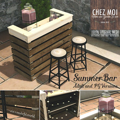 Summer Bar CHEZ MOI