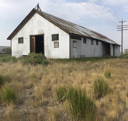 Railroad Freight House