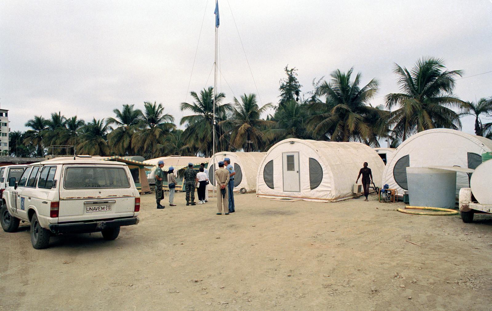UNAVEM II, Angola (1989-99)