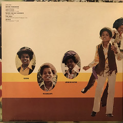 THE JACKSON 5:MAYBE TOMORROW(JACKET C)