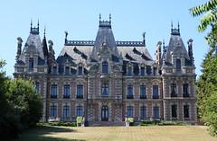 Le château de la Navette à Flixecourt