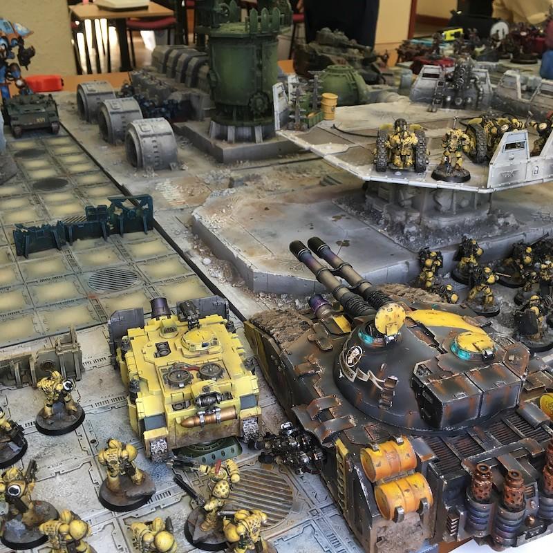 Medal of Colors Assault on Molech battle-12