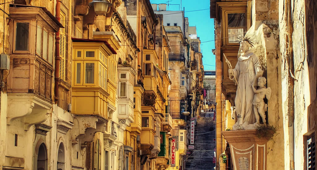 Een week Malta: ontdek Valletta | Malta & Gozo