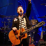 Wed, 15/08/2018 - 2:11am - Longtime faves The Decemberists close out the 2018 BRIC Celebrate Brooklyn! Festival, 8/14/18. Photo by Gus Philippas/WFUV