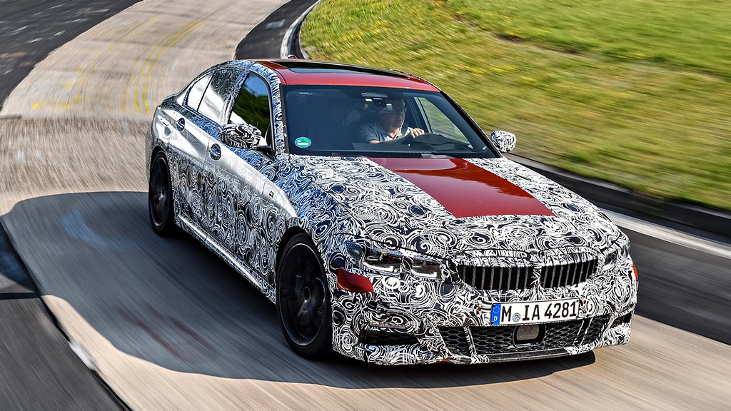 Нова серија 3 на BMW (G20) 4