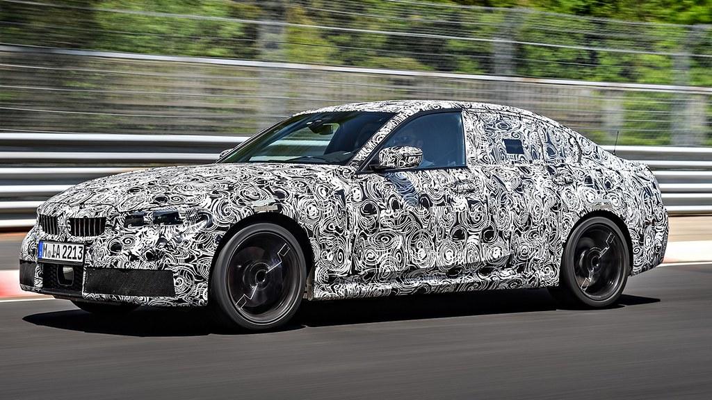 Нова серија 3 на BMW (G20) 1