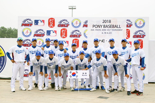 2018 Colt Asia-Pacific Zone Championships