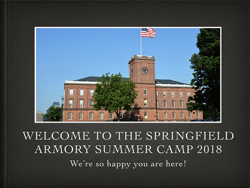 Welcome to Springfield Armory Camp.001