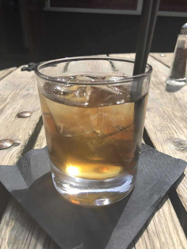 Whisky and lunch in Sheffield
