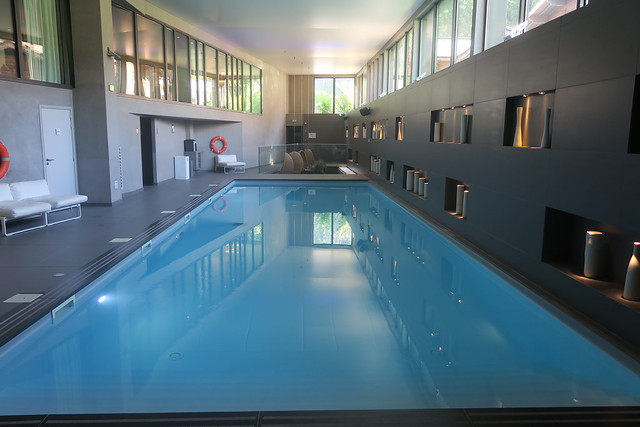 Piscine - Spa @ Hotel Heliopic