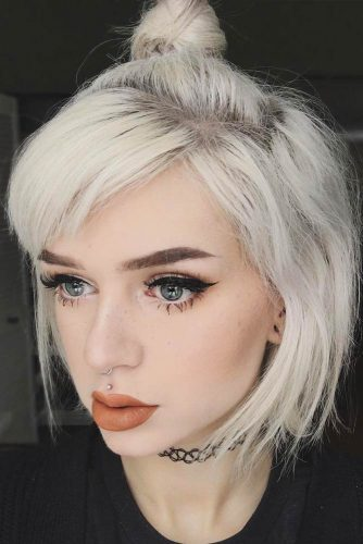 Best Short Bob Hairstyles 2019 Get That Sexy-short haircut trends to try now 15