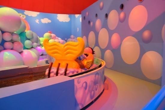エルモのバブルバブルの怖さ