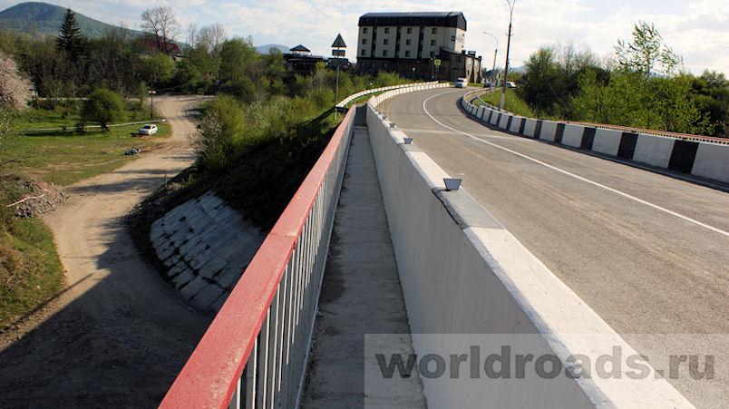 Даховский мост Адыгея