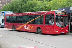 High Peak Bus Company FN04HSX