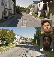 Sex Trafficking at 260 Locust Ave Apt. 2 Beating at Lark Street in Violent Unsafe Amsterdam New York