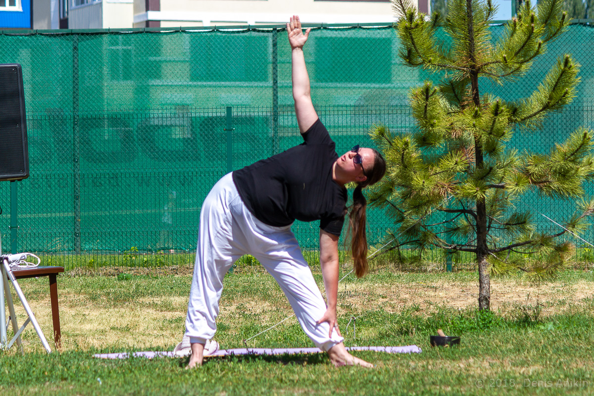 всемирный день йоги саратов фото 4