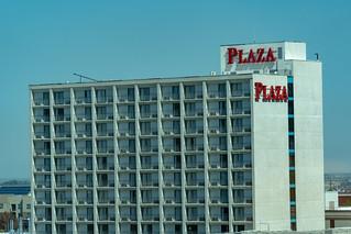 Plaza - Downtown Salt Lake City Utah